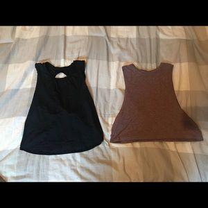 lululemon athletica Tops - NWOT lululemon crop top bundle